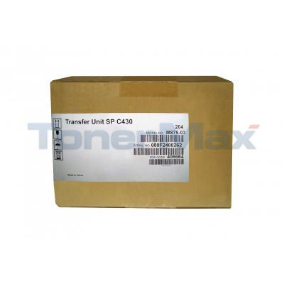 RICOH AFICIO SP C430 INTERMEDIATE TRANSFER UNIT